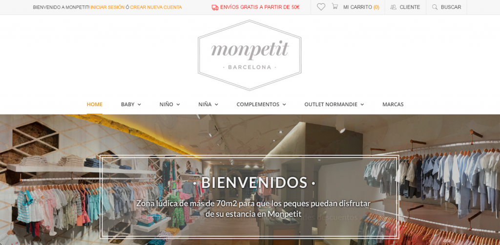 749ecff1446 Moda y complementos · Monpetit. ClientNormandie ...